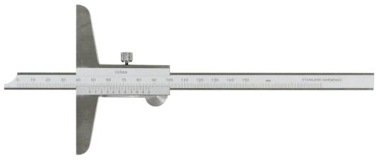 MIB Tiefen-Messschieber Nonius 1//20 = 0,05 mm Messbereich 150-1000 mm AUSWAHL