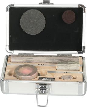 Messschieber-Prüfsatz für Messschieber  nach DIN 862  bis 150mm  / 4 teilig