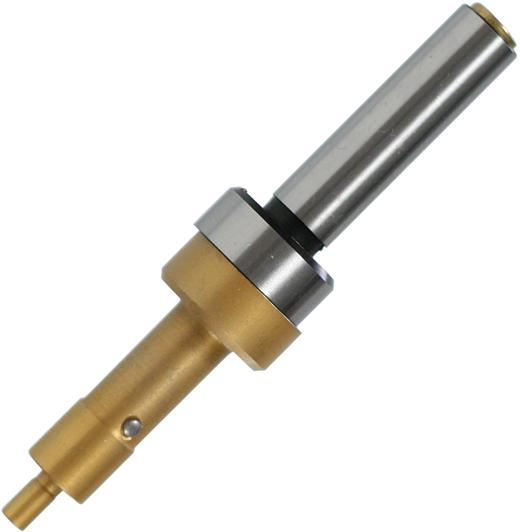 Kantentaster mit Titanbeschichtung, 10-10/4mm