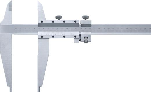 Nonius-Werkstattmessschieber  500 mm, Form B