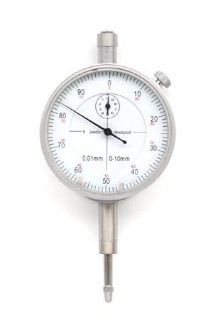 Messuhr 10mm stoßgeschützt