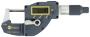 Digitales IP65 Mikrometer 0-25 mm mit Schnellöffnung und nichtrotierender Spindel