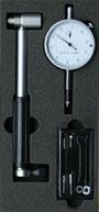 2-Punkt-Innenfeinmessgerät 35-50 mm mit Messuhr