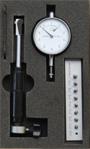 2-Punkt-Innenfeinmessgerät  10-18 mm mit kleiner Messuhr